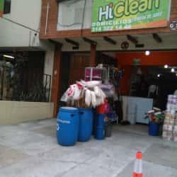 HiClean en Bogotá