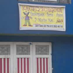 Krusty Burguer en Bogotá