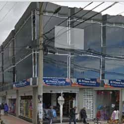 Mi Primer Huella en Bogotá