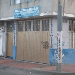 Multimarcas Calle 70A  en Bogotá