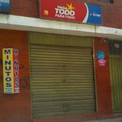Paga Todo Calle 15 Con 3B Soacha en Bogotá