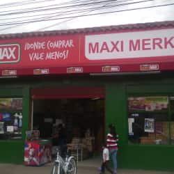 Maxi Merkar Cota en Bogotá