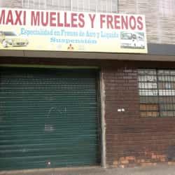 Maxi Muelles y Frenos en Bogotá