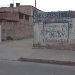 Parqueadero El Guajiro en Bogotá