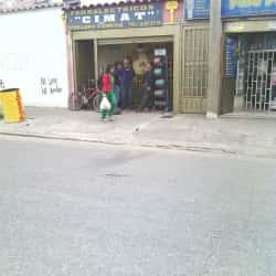 Ferreléctricos Cimat en Bogotá