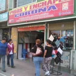 Pisos y Enchapes Corona en Bogotá