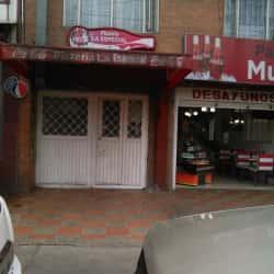 Pizzeria La Especial en Bogotá