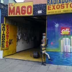 El Mago en Bogotá