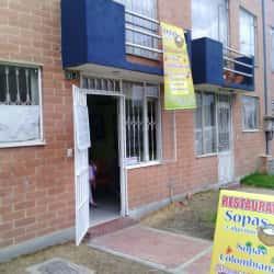 Restaurante Sopas... y Algo Más en Bogotá
