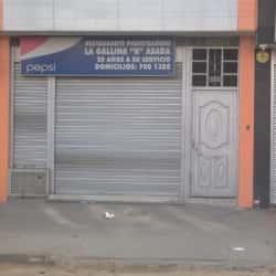 """Restaurante Piqueteadero La Gallina """"k"""" Asada en Bogotá"""