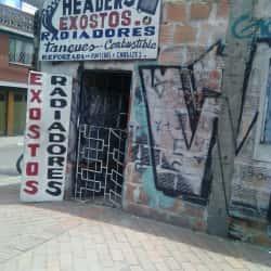 Headers Exostos  en Bogotá