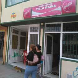 Restaurante Villa Maria  en Bogotá