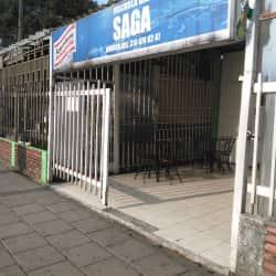 Rokola bar Saga en Bogotá