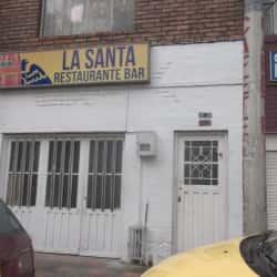 La Santa Restaurante Bar en Bogotá