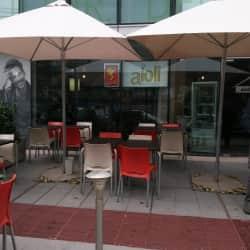 Aioli Cafe en Santiago