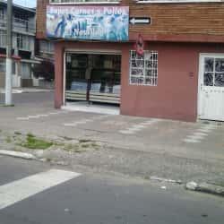 Super carnes y Pollo el Novillon en Bogotá