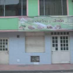 Mandarina y Limon en Bogotá