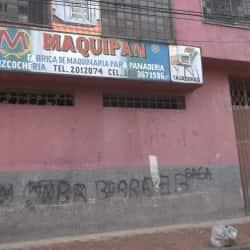 Maquipan en Bogotá