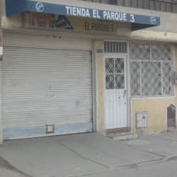 Tienda El Parque 3 en Bogotá