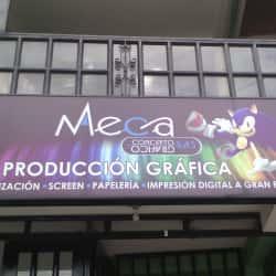 Meca Concepto Grafico SAS en Bogotá