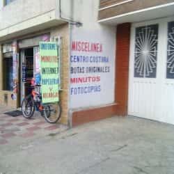 Miscelanea Carrera 52 en Bogotá