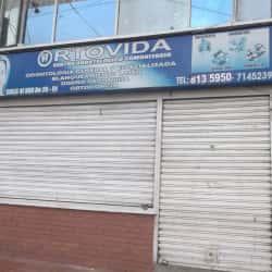 Ortovida en Bogotá