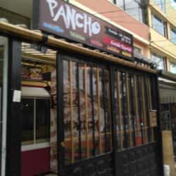 Pancho en Bogotá