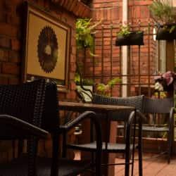 Café La Utileria en Bogotá