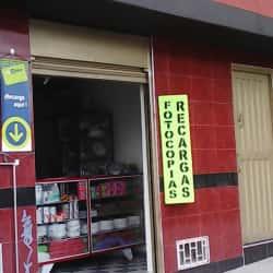 Papeleria Calle 69 con 68B en Bogotá