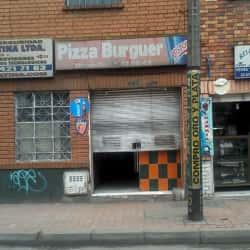 Pizza Burguer en Bogotá