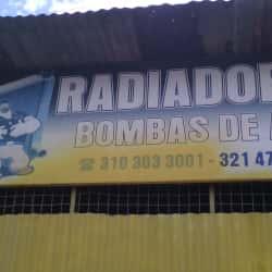 Radiadores mj en Bogotá