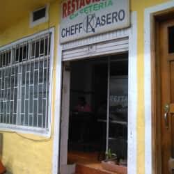 Restaurante Cafetería Cheff Kasero en Bogotá