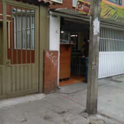 Restaurante Tolima en Bogotá