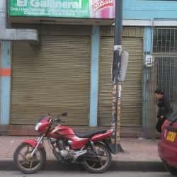 Restaurante Típico Santandereano El Gallineral en Bogotá