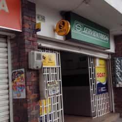 Servientrega Funza en Bogotá