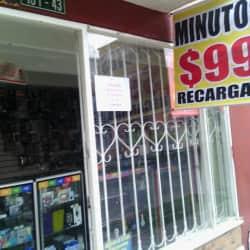 Minutos $ 99 Recargas en Bogotá