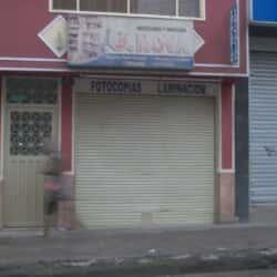 Miscelanea y Papeleria G.Nova en Bogotá
