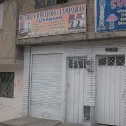 Muebles Rusticos y Lamparas Clinsmann en Bogotá