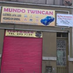Mundo Twincan en Bogotá
