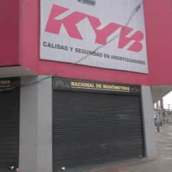 Nacional de Monometros en Bogotá