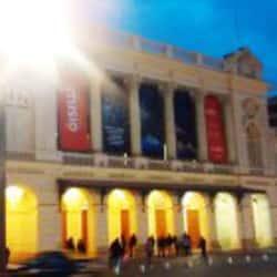 Teatro Municipal de Santiago en Santiago