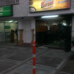 Colombian Burguer Sport Pub en Bogotá