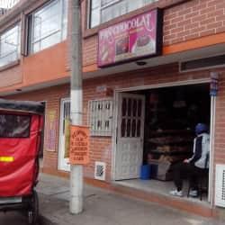 Pan Chocolat en Bogotá