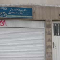 Optica Lentilles & Lunettes en Bogotá