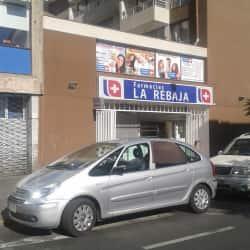 Farmacia La Rebaja - Serrano / Tarapacá en Santiago