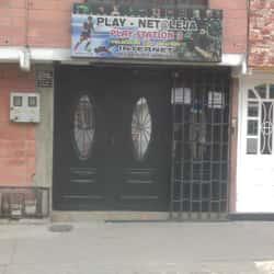 Play-Net@leja en Bogotá