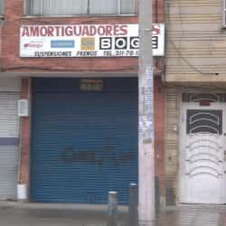 Amortiguadores A.S. en Bogotá