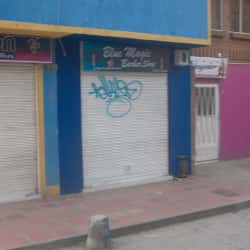 Blue Magic Barber Shop en Bogotá