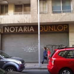 Notaría Dunlop en Santiago
