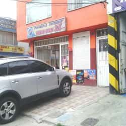 Panaderia Cafeteria Rico Pan J.C en Bogotá